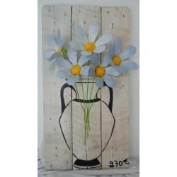 Tableau - Le bouquet
